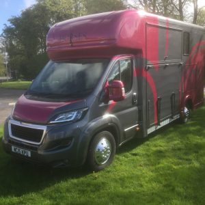 ASCOT 2 New Build, Latest model Peugeot boxer 15reg,  £ 26,950 + VAT ,3.5 ton, with full service history by Peugeot, 60,000 miles,Separate  day living ,  Sleeps 4