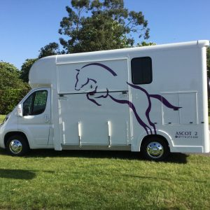 ASCOT 2 New Build, Peugeot Boxer Professional 16 Reg , !0,000 miles  £ 26,950 + vat ,3.5 ton, Long Wheel  Base  Separate  day living ,  Sleeps 2, Sat Nav, Air Con , Bluetooth