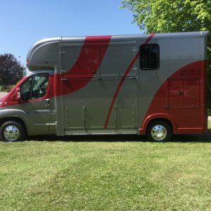 ASCOT 2 New Build, Citroen Enterprise2015 Reg ,  £ 23,950 ,3.5 ton, Long ,Wheel  Base  Separate  day living ,  Sleeps 2, Sat Nav , Bluetooth 0ne PLC owner