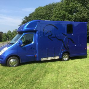 4.5 tonne,Twin Wheel, L.W.B. £26,950 + vat  2018 build, Ascot 2 Weekender , Renault Master  14 Reg ,FSH,Large Separate Living, , Sleeps 3