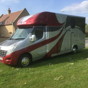 ASCOT 2    4.5 ton twin wheel, New Build Weekender,  Renault Master 63 Reg  ,  £ 28,950  , Big engine 3 ltr ,Full service history   LWB,  Separate  living , Sat Nav