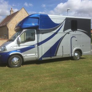 ASCOT 2 AUTOMATIC New Build Weekender, Vauxhall Movano 09 reg £24,950, 3.5 ton, 2.5cc, Long wheel base, Separate Day Living, Sleeps 4, Air Suspension