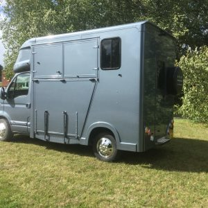 ASCOT 2Compact, Vauxhall Movano 58 Reg, 3.5 ton ltr, £19,950, Leather Upholstery, Sleeps 2, Sat Nav,Big Payload  Cabin seating for 3 with leather upholstery  8ft Internal height