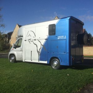 PRE OWNED ASCOT2 , 4.25 Ton ,Large Payload, Peugeot Boxer 63 Reg, £ 24,950 Separate living  Sleeps 2, Sat Nav ,Air Con, electric Pack, Mirrors and windows