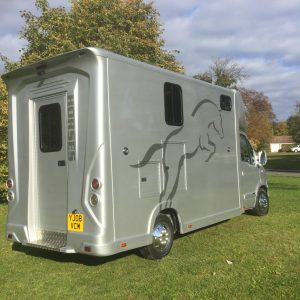 Ascot 2 New Build, Renault Master 3.5 Ton, 25,000 miles, Full service history,£ 27,950 , sleeps 3, Sat Nav, Separate Day Living,  Leather Upholstery